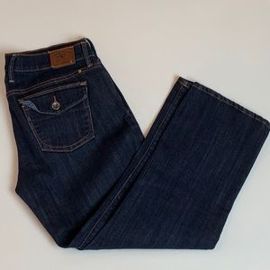 Lucky Brand Capris, Cropped Jeans